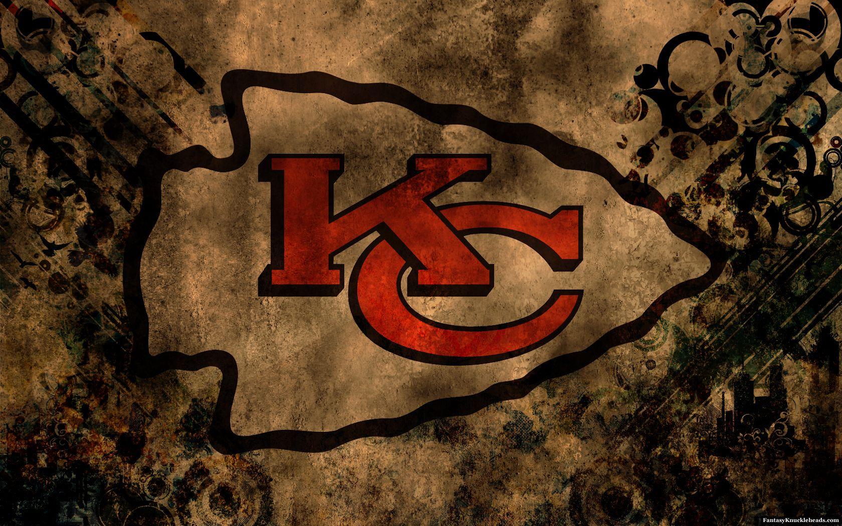 Cool Chiefs Logo Chiefs Wallpaper Kansas City Chiefs Kansas City Chiefs Logo