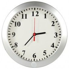 Wall Clock Hidden Camera with DVR Accessories
