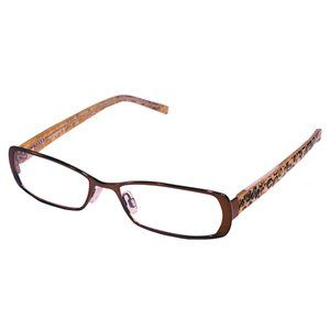 4f3d69f1fe9b Cover Girl Women's Optical Frames, Brown Cheetah | ME | Optical ...
