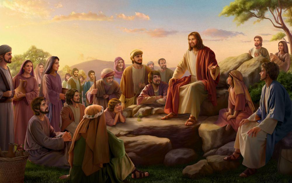 Kaharian #Ebanghelyo #kaligtasan #Kristo #Jesus