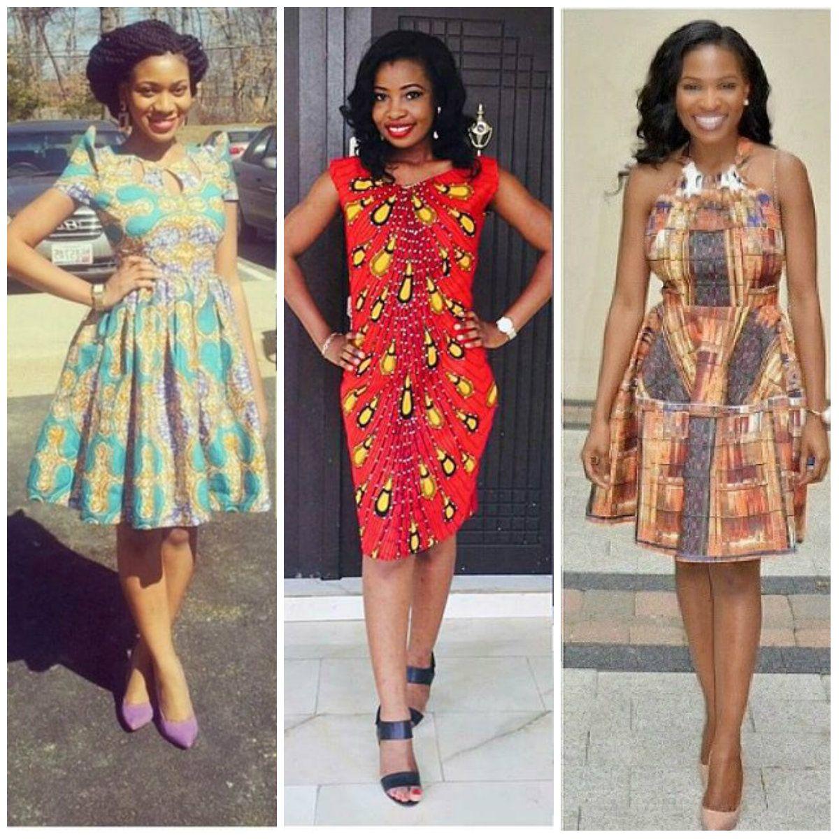 Bildergebnis für ankara dresses nigerian fashion pinterest