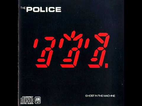 The Police - Ghost in the Machine (1981) Full Album