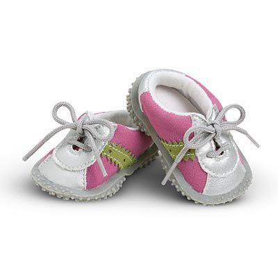 Metallic Sport Shoes 2006