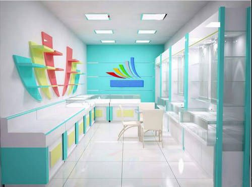 Jewelry Store Interior Design Ideas Computer Store Renovation Renderings PChouse Wonderful