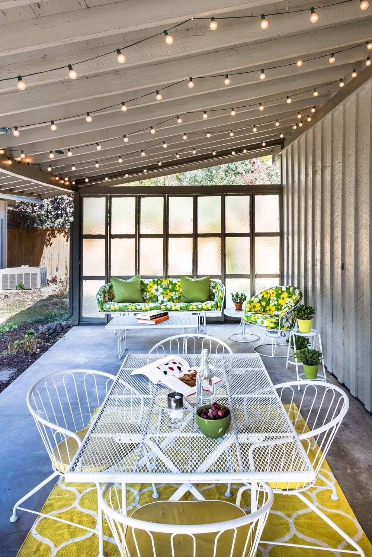 Cliff May, Harvey Park, Denver Vintage Homecrest patio ...