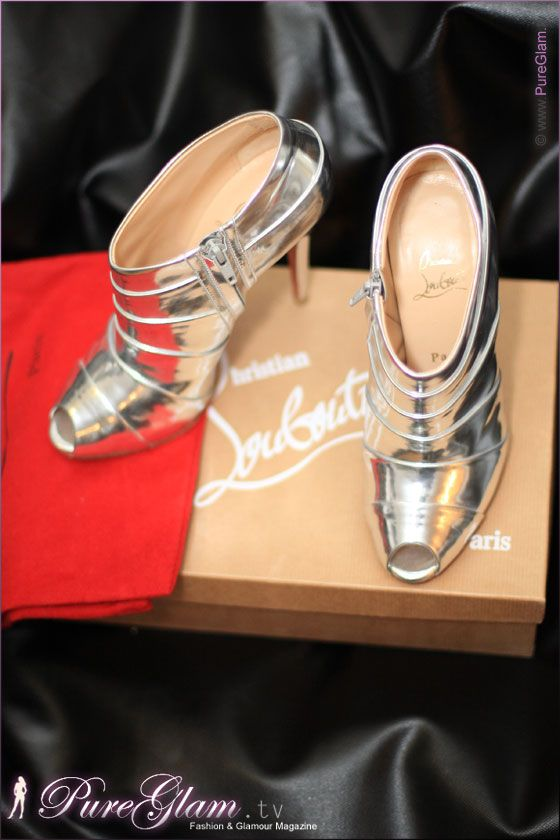 New Years Eve – Christmas Eve – What kind of shoes for the party – My choice