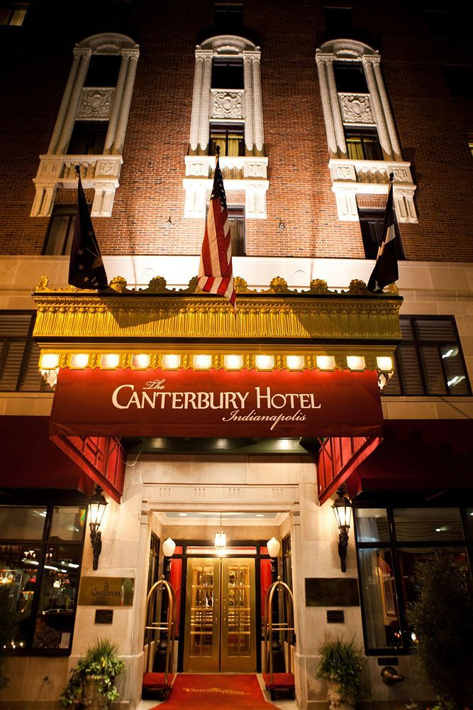 The Canterbury Hotel Indianapolis Book Indianapolis Hotels