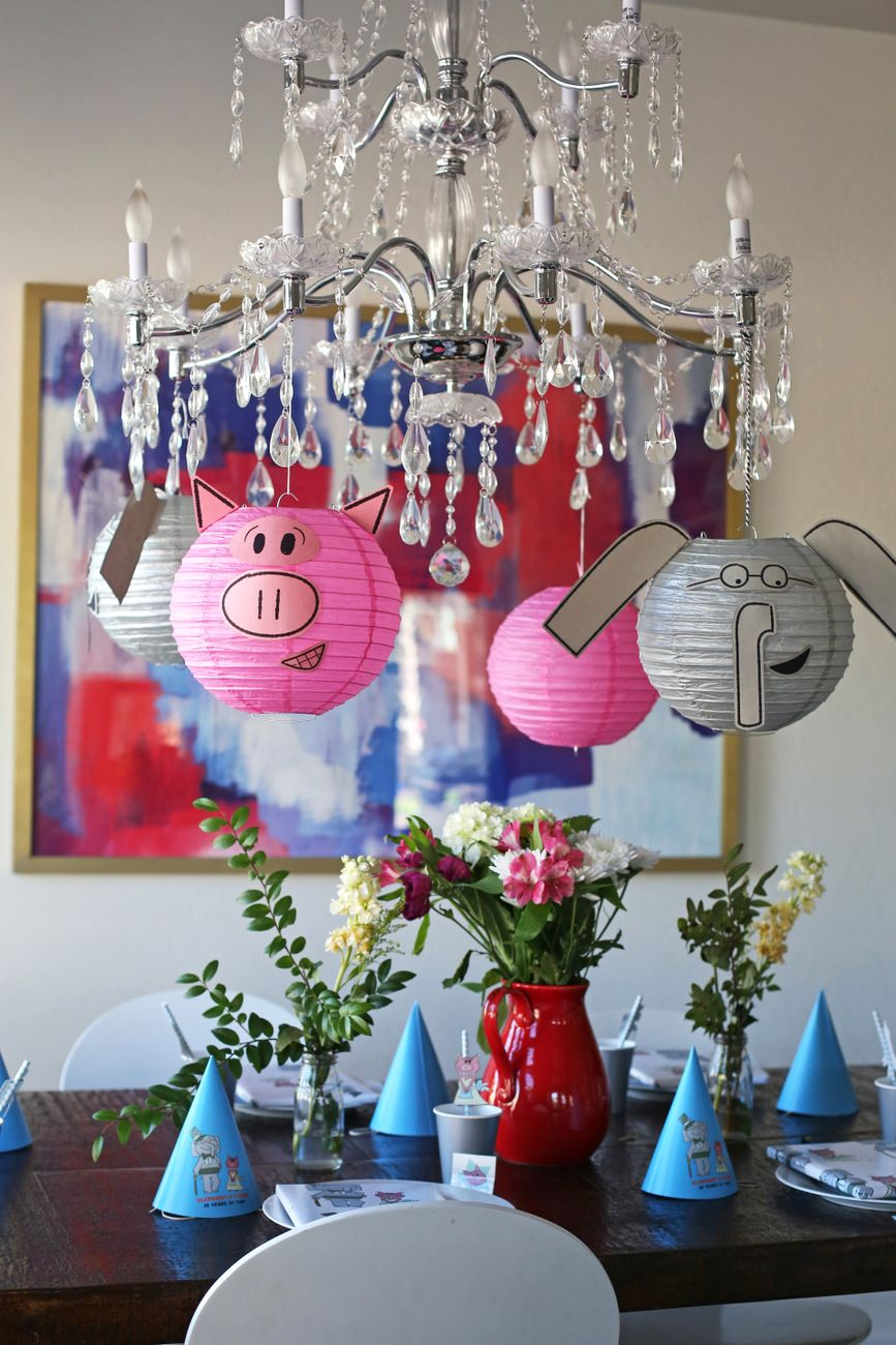 Elephant and piggie books a party everyday reading