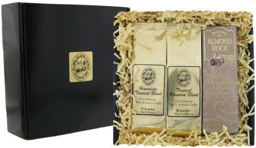 Gourmet Coffee Gift of Dark Roast Kon... $21.95