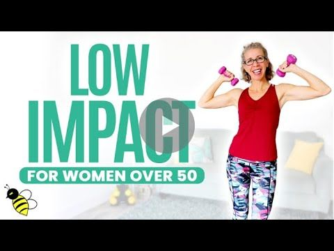 20 Minute Low Impact WALKING with WEIGHTS Workout for Women over 50 ⚡ Pahla B Fitness