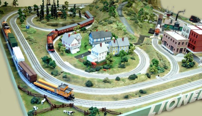 Remember 2 x4 ho model train layout is small and does not provide the flexibility to grow your - Ho scale layouts for small spaces concept ...