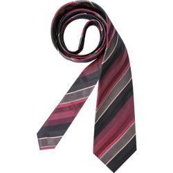 Fendi Krawatte Herren, rot Fendi