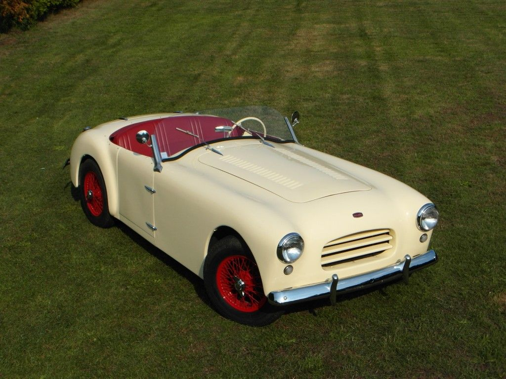 Allard Palm Beach Bachetta MK I | Retrolegends, Classic Car ...