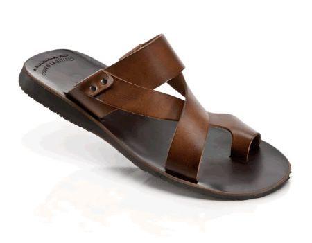 9b1ee309b Chinelo de Couro   Sandals   Chinelo de couro, Sandalia de couro ...