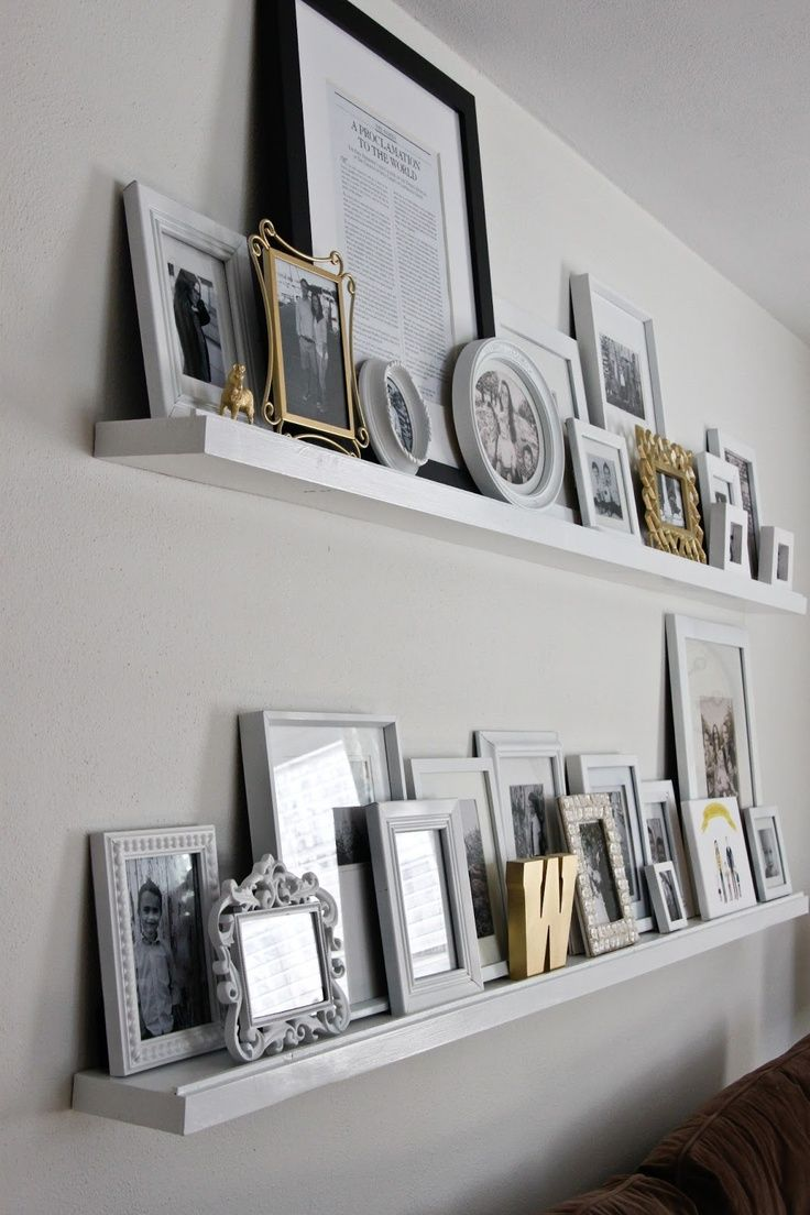 22 Easy Diy Floating Shelves Ohmeohmy Blog Floating Shelves Diy Floating Shelves Frame Shelf