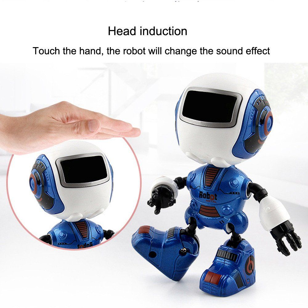 Intelligent Induction Mini Robot Sacow Sensing Touch Multifunction