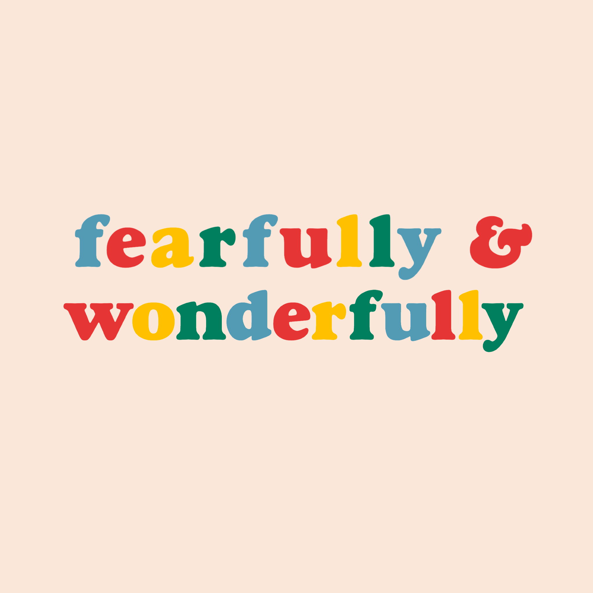 Psalm 139 14 Fearfully And Wonderfully Made Print By Glowingly On Redbubble Redbubble Com People Glo Rainbow Aesthetic Wall Art Quotes Photo Wall Collage