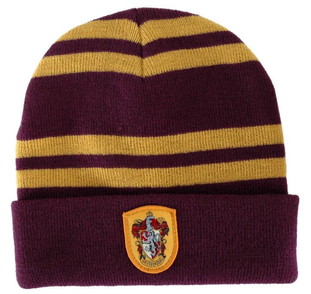 Harry Potter gryffondor poufsouffle serdaigle serpentard Crest bonnet  poudlard 4 couleurs dans Bonnets de Accessoires et vêtements pour hommes  sur