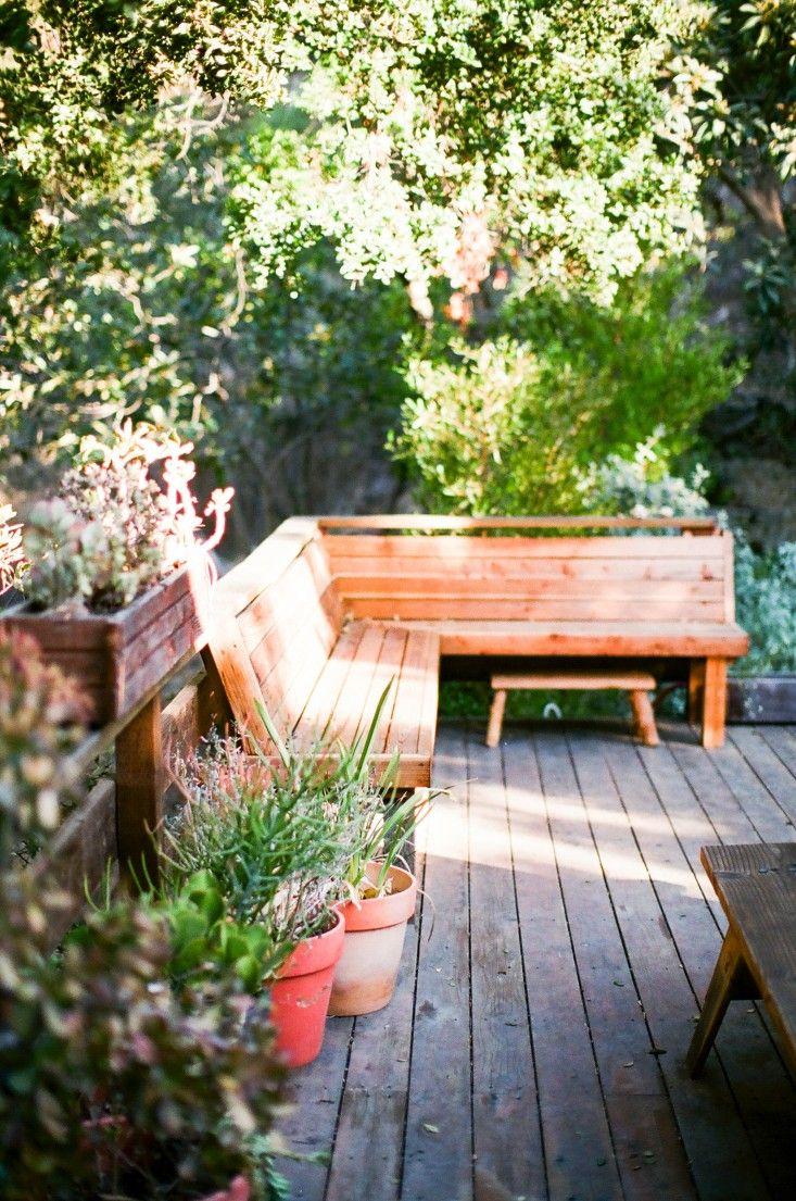 Garden visit at home with jeweler kathleen whitaker in la for Piscina jardin secreto