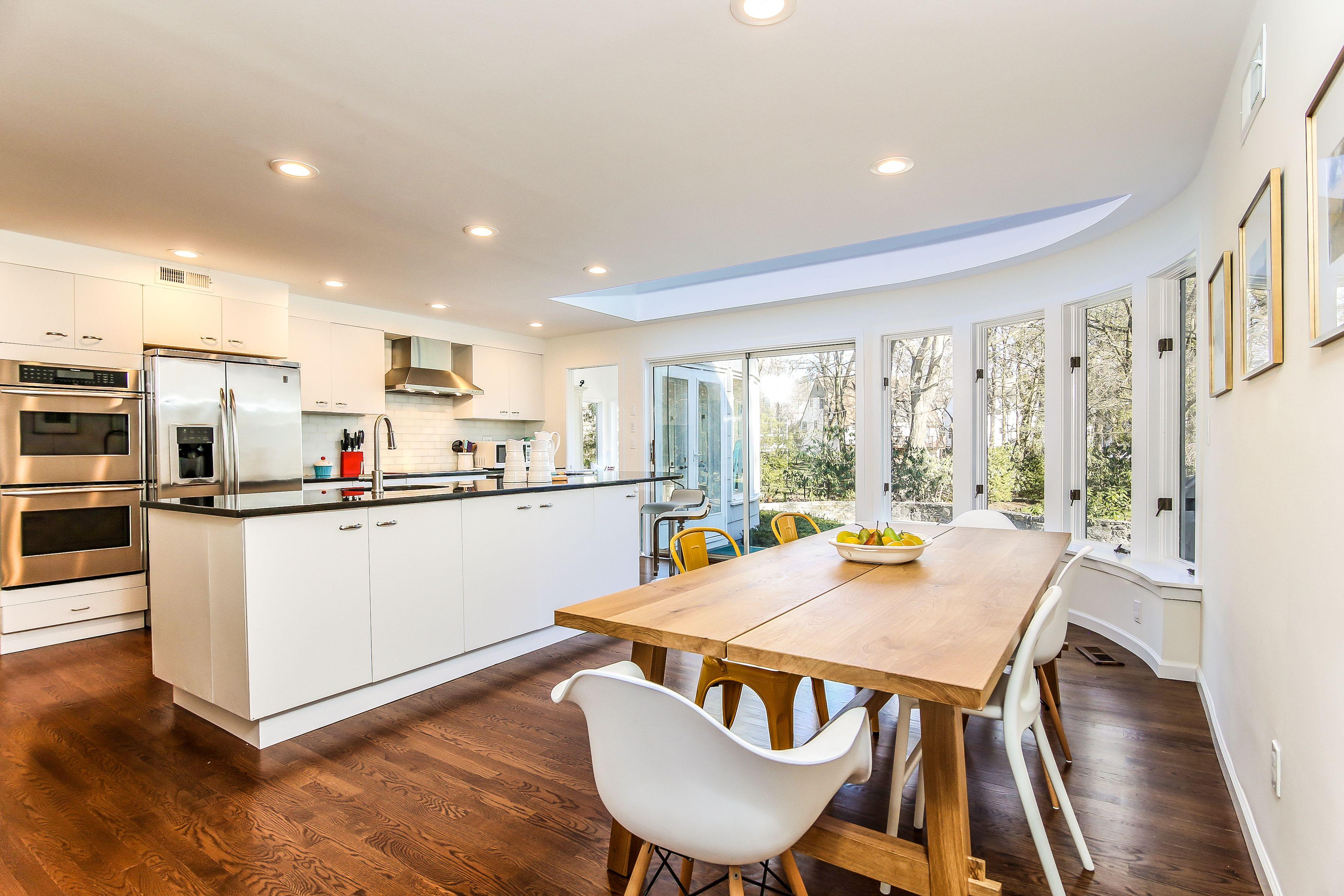 Fantastic oversized kitchen