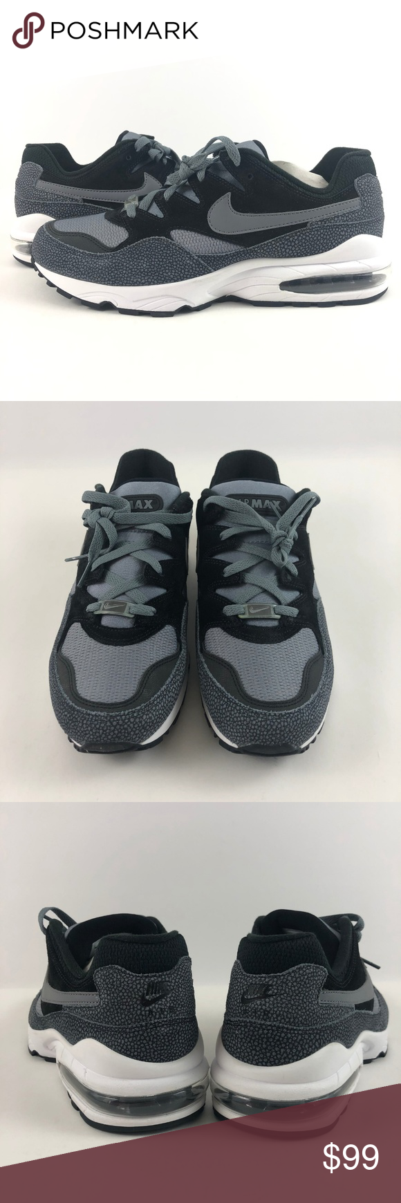 finest selection 4aa82 9184f Nike Air Max 94 SE Nike Air Max 94 SE AV8197 001 Sneaker Shoes Brand new