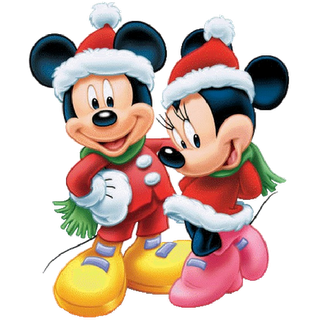 Disney And Cartoon Christmas Clip Art Images | Great Cliparts ...