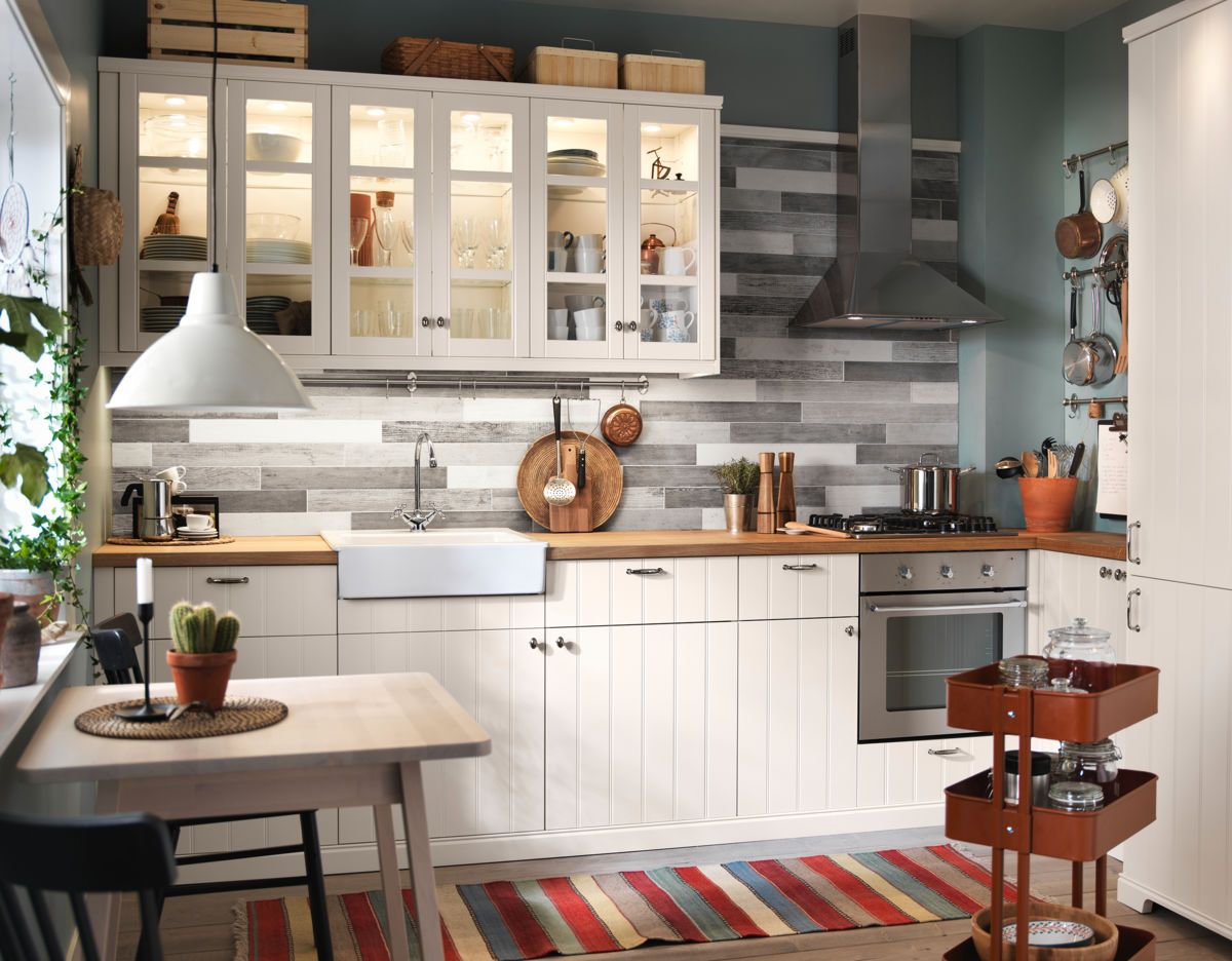 Cucina Arredamento Ikea Κουζίνες ΙΚΕΑ By18 Kitchen Cucine Ikea Arredamento