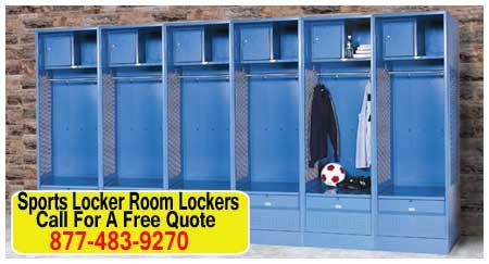 selecting lockers and locker room benches - Locker Room Benches