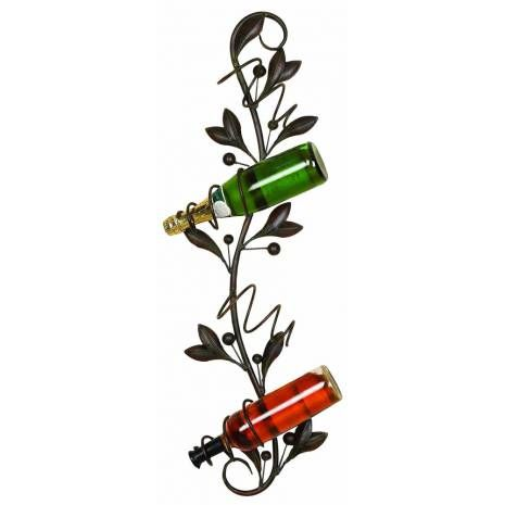 Metal Wall Wine Rack Bottle Holder Barware Pinterest Bottle