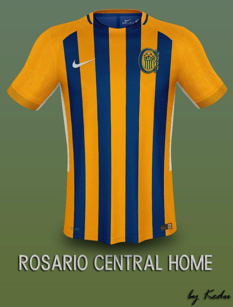 e55ddbd94 Diseño Kit nike Rosario Central Fantasy