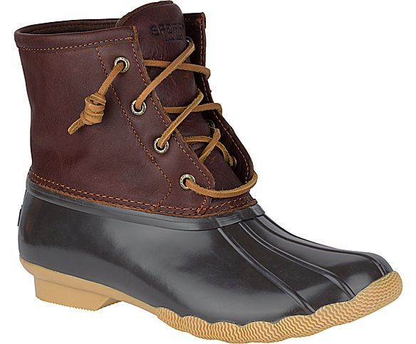 6909a5a5eb Sperry Top-Sider Women s Saltwater Duck Boot Women s Saltwater Duck Boot