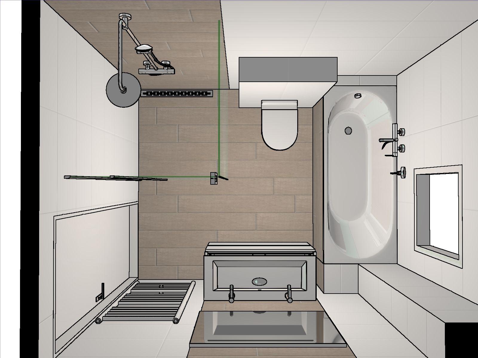 badkamer 260x207 Vraag een gratis 3D ontwerp aan voor uw badkamer of ...