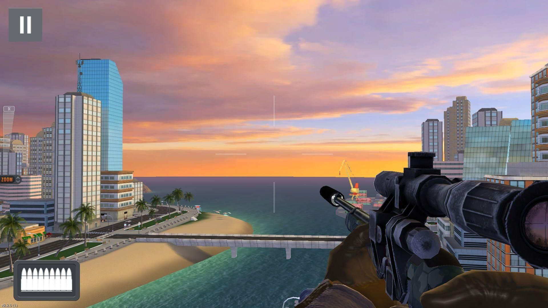 Sniper 3D MOD APK 3.6.2 (Unlimited Money) Download in 2020