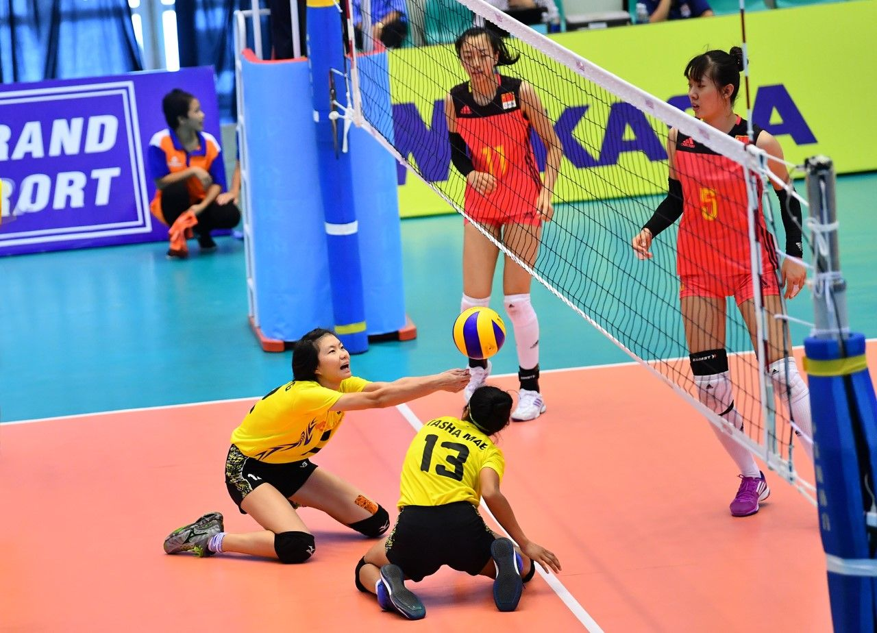 World Volleyball Is Under Construction Volleyball Lineup Asian