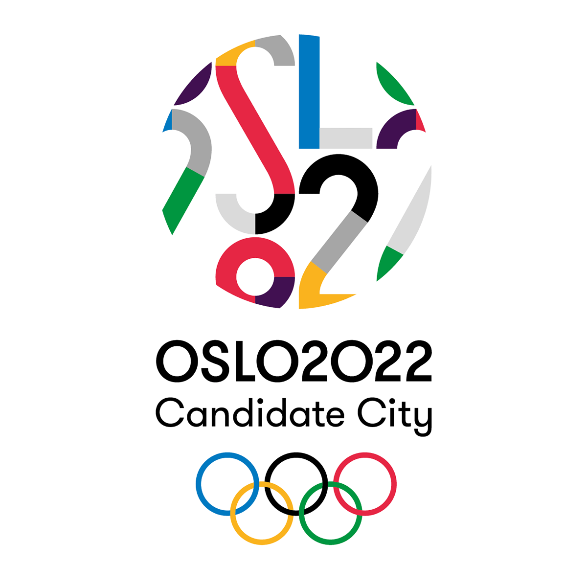 Olympic logo oslo 2022 design queria ter feito e no s olympic logo oslo 2022 biocorpaavc Choice Image