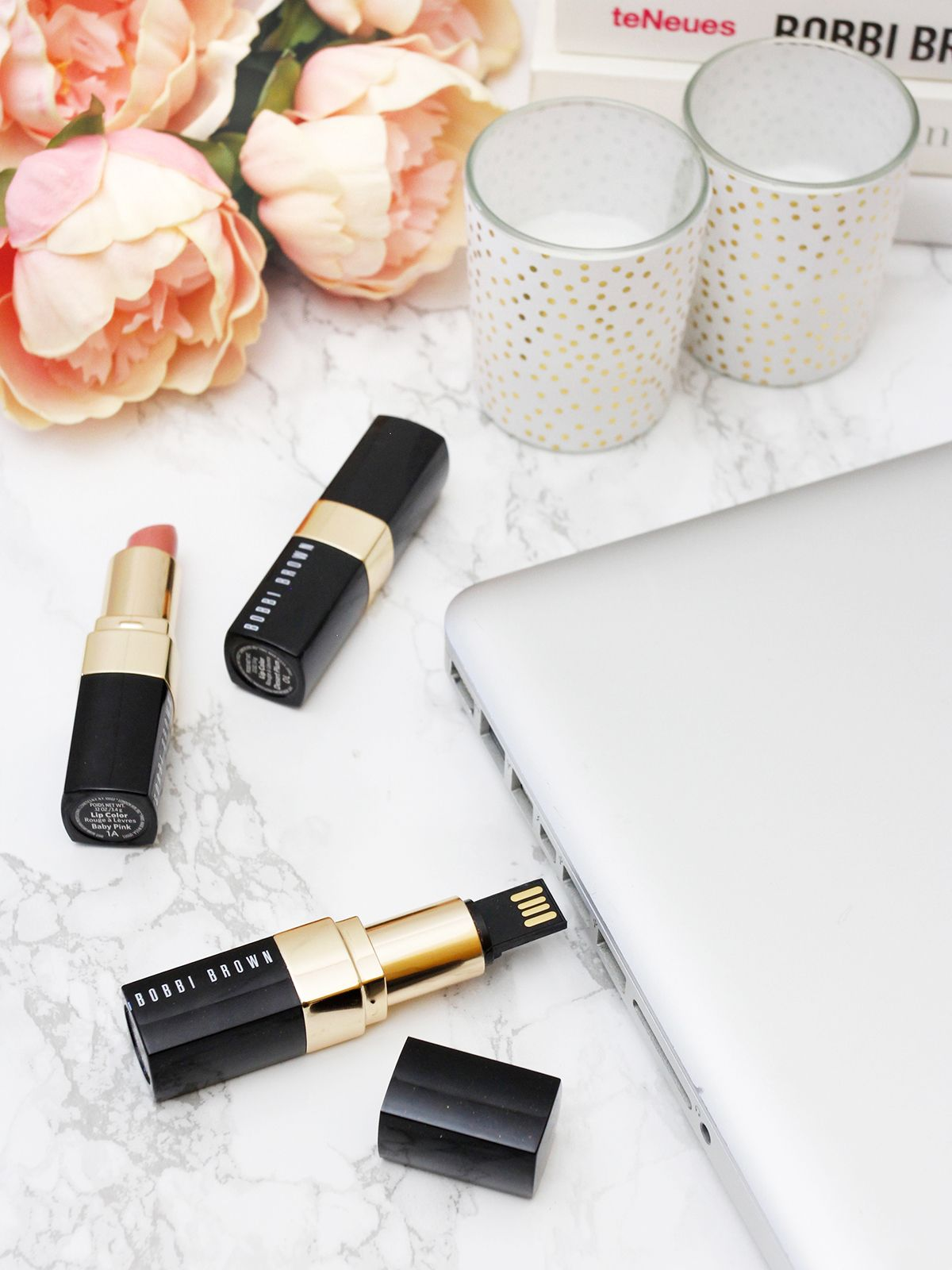 Upcycling Diy Lippenstift Memory Stick Mit Bobbi Brown