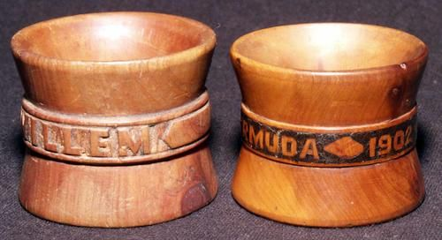 Other Antiques & Collectables - Boer War P.O.W. Serviette Rings from Bermuda Camp was sold for R1,170.00 on 28 May at 21:31 by old_grouse_bag in Pietermaritzburg (ID:148352336)