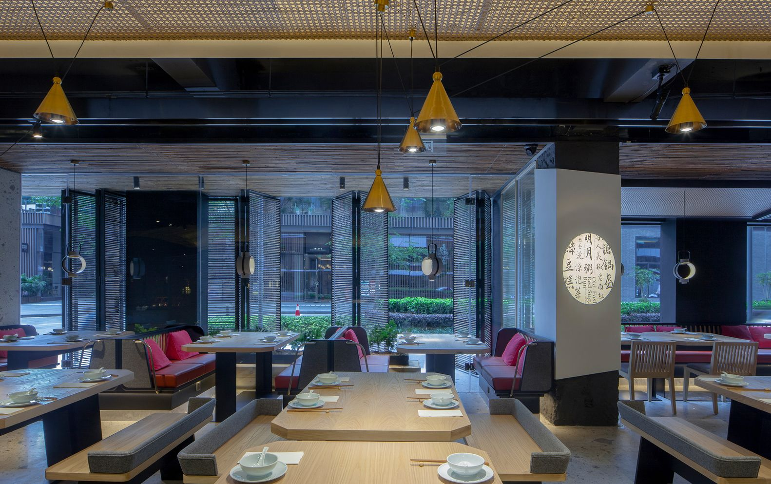 Gallery of Ma\'s Kitchen / Chengdu Hummingbird Design Consultant Co ...
