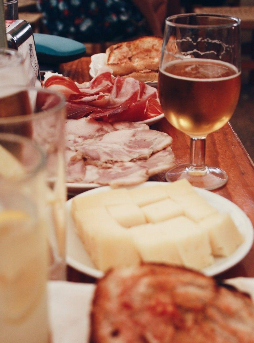 The best cured meats of Ibiza // Bar Costa in Santa Gertrudis