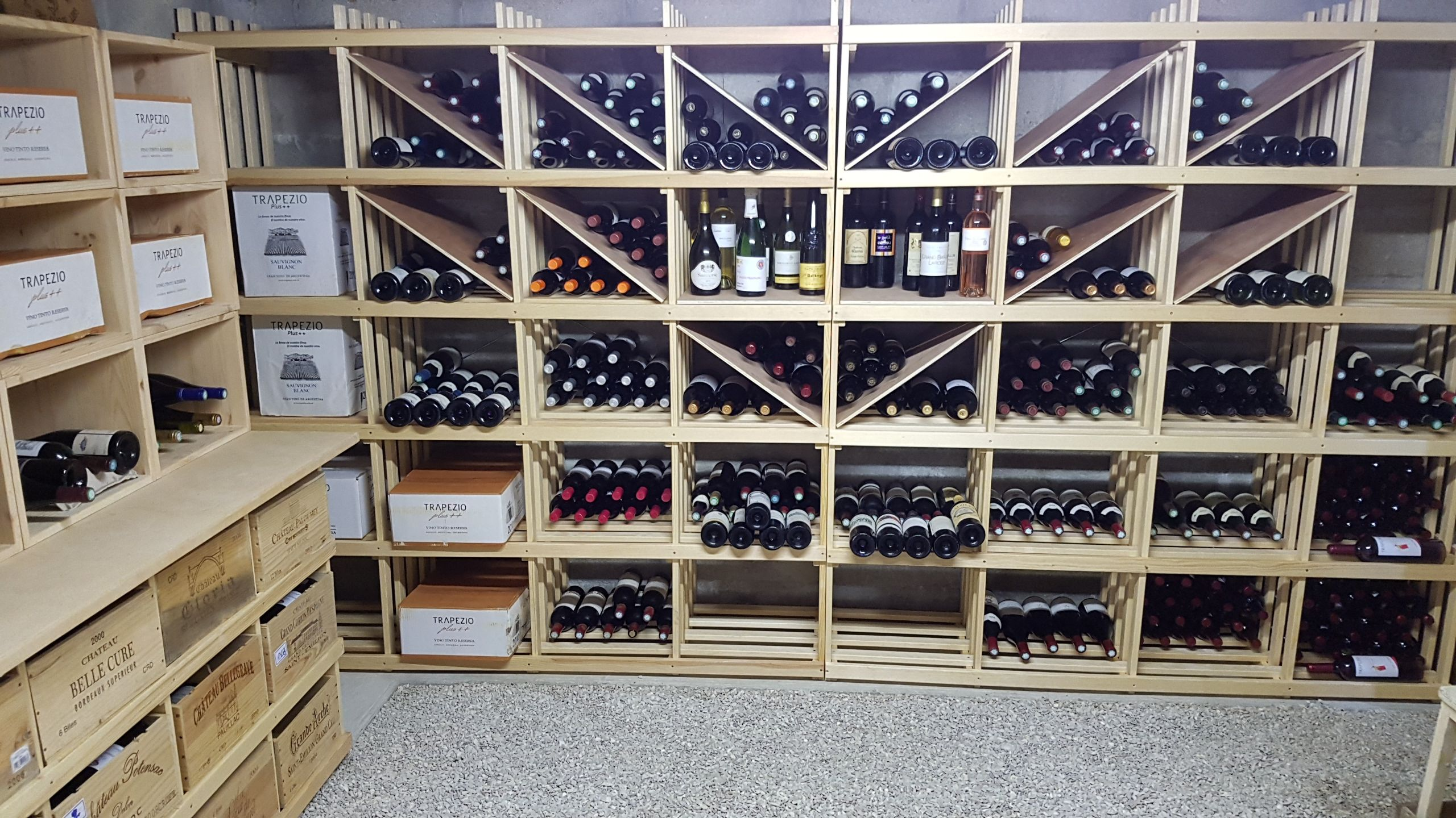 rangement bouteilles range bouteilles