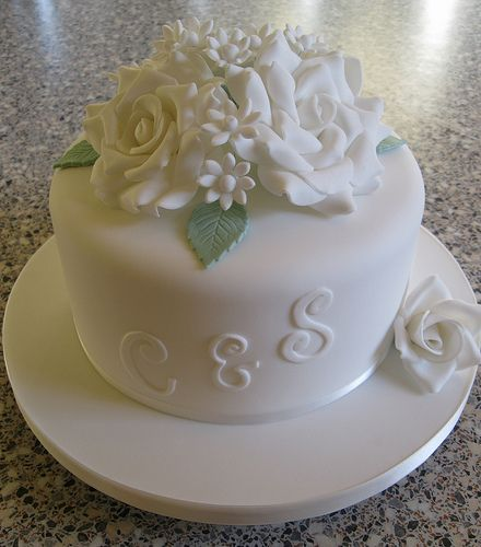 Simple 1 Tier Wedding Cake Google Search Ideas For Wedding Cakes