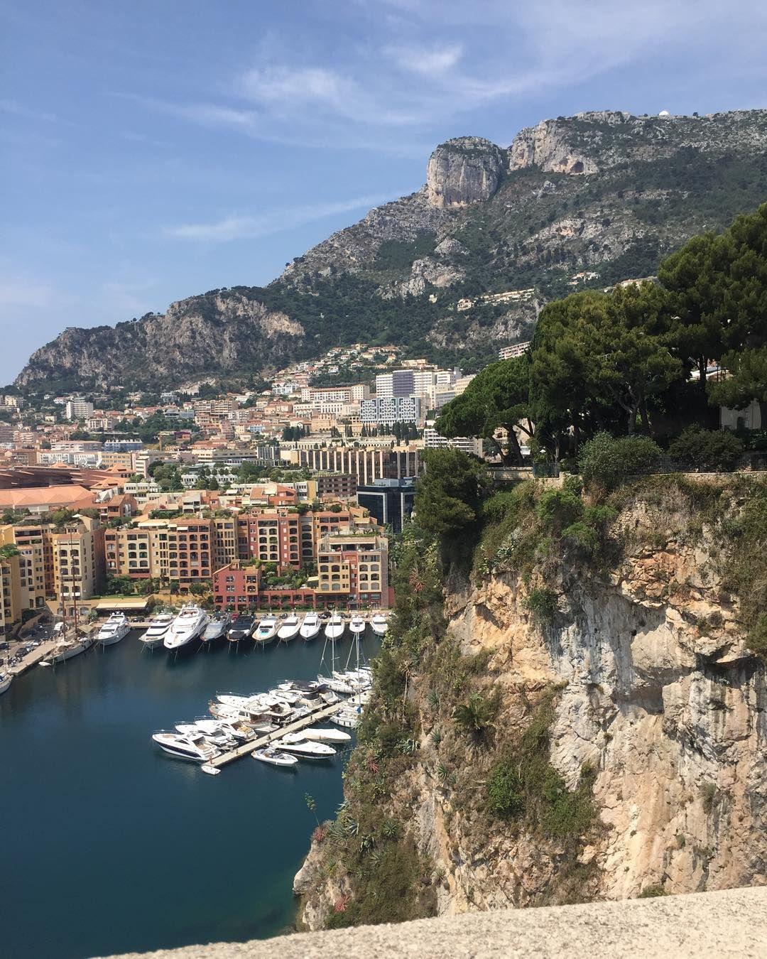 #Rocher Monaco has my ❤️ by crtann_ from #Montecarlo #Monaco