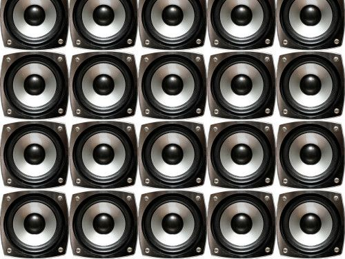 Wall Of Speakers Wallpaper Speaker Wallpaper Music Wall Stickers Modern Ceiling Fan Speaker iphone wallpaper hd wallpaper