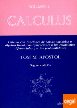 Tom Apostol Calculus Solutions Manual