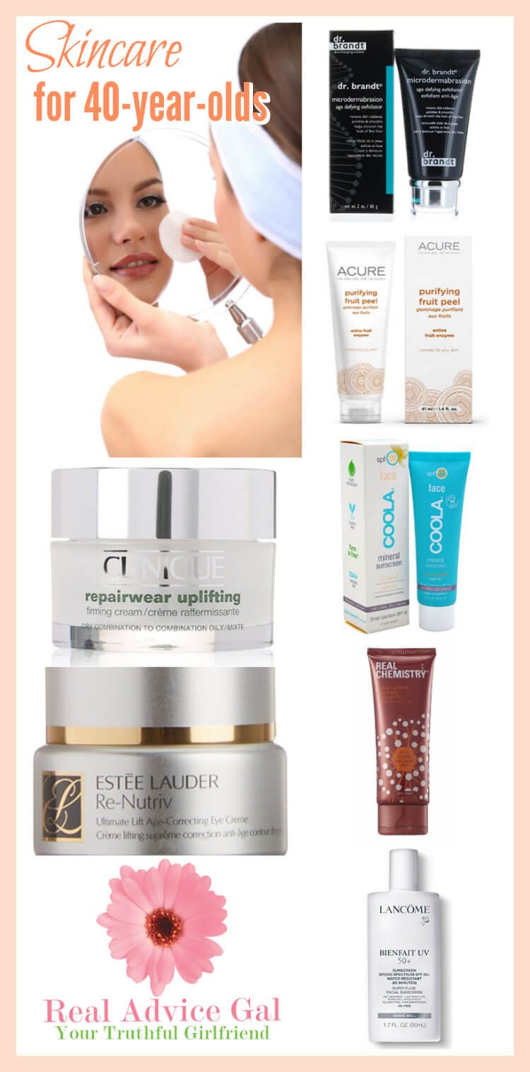 Are you in your 40s and notice that your skin care products just doesn't work anymore? Check out my review of these skincare products for 40s.
