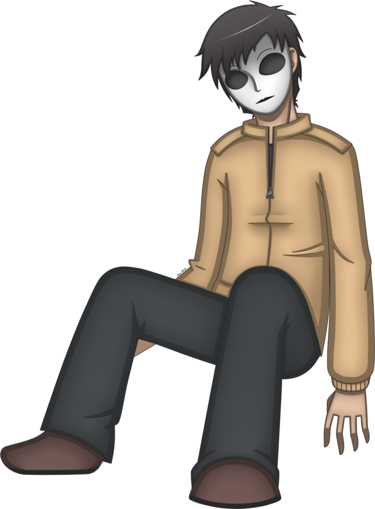 Фото человека примеряющего маски видом деятельности