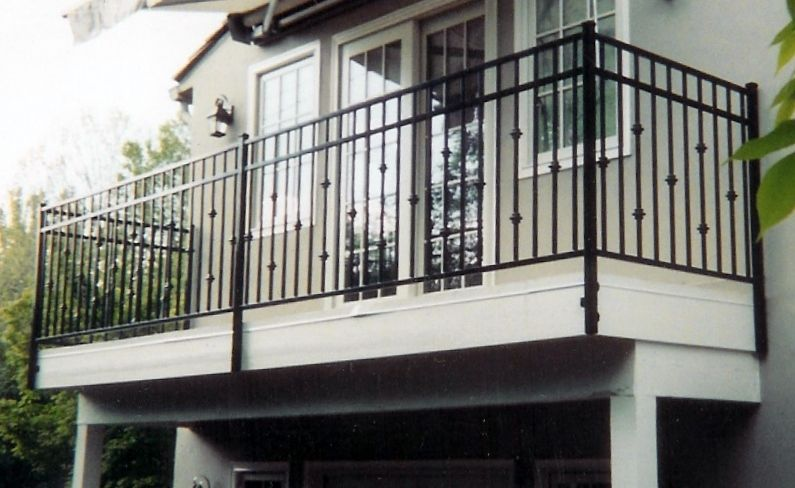 Wrought iron balcony railings google search english for English balcony