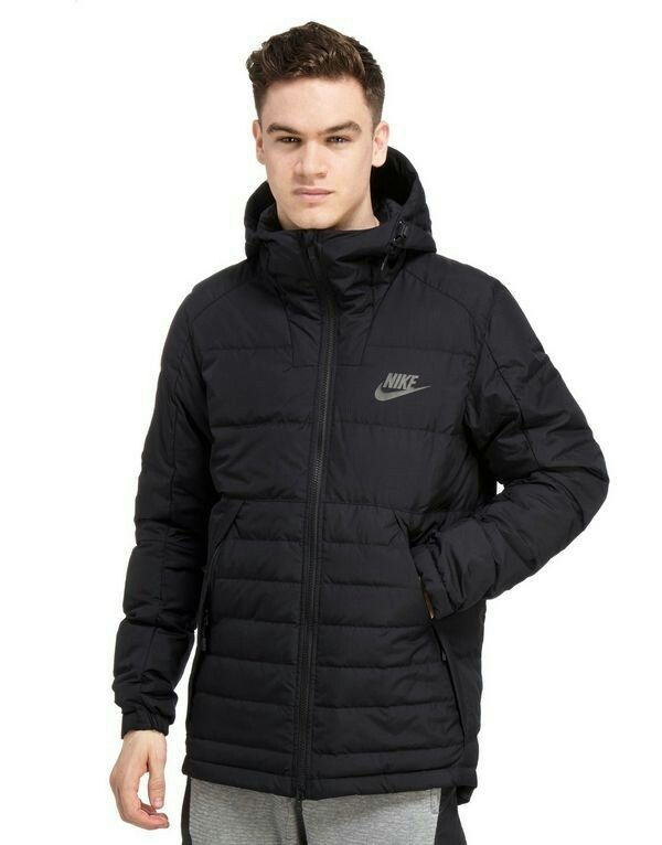 04bf57a5bc9d1 Nike Padded Down Jacket | clothing and outfits in 2019 | Jackets ...