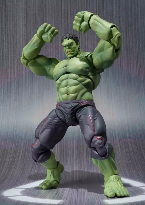 Super Hero Hulk The Avengers Movie Hulk Action Figures Juguetes PVC Kids Toys