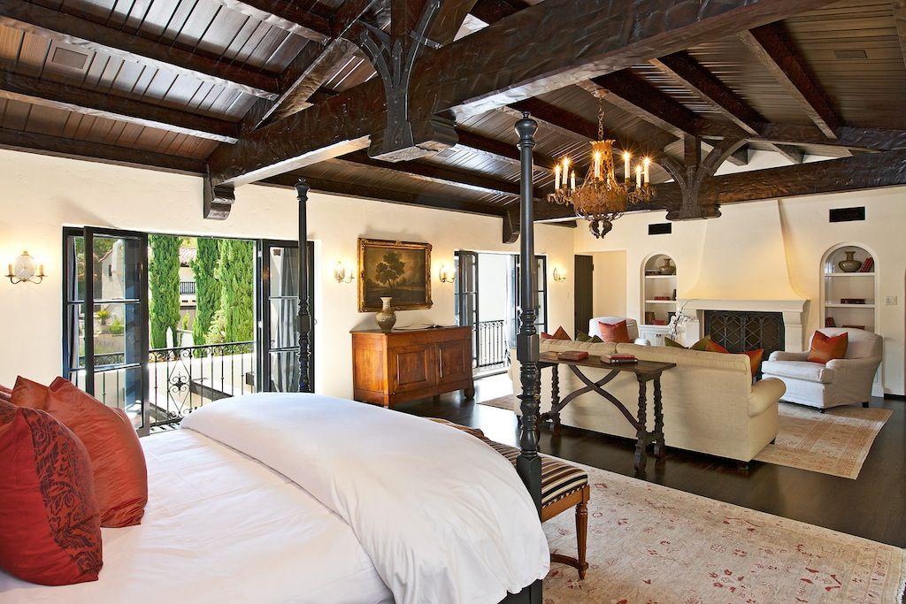 Peerless Spanish Colonial Revival 89 Spanish Bedroom